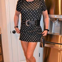 Yes, I'm Raising The Hem On A Dress Again!