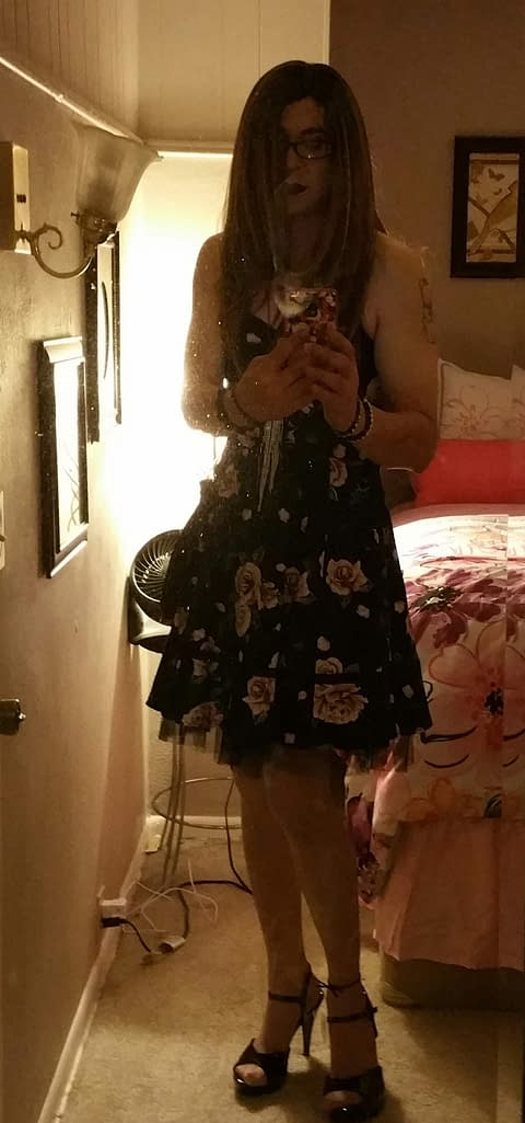 Feeling pretty