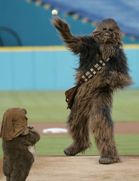 Bye bye Chewbacca!!!