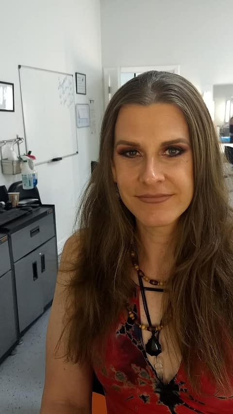 That good makeup day