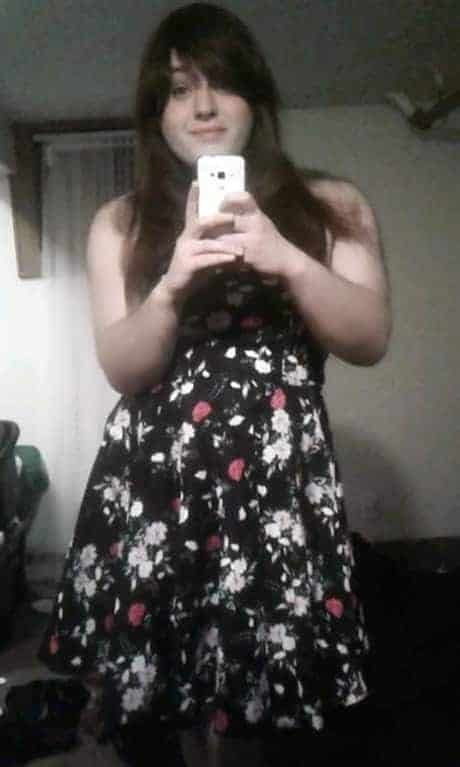 New photo of an old dress! You have all been so supportive!