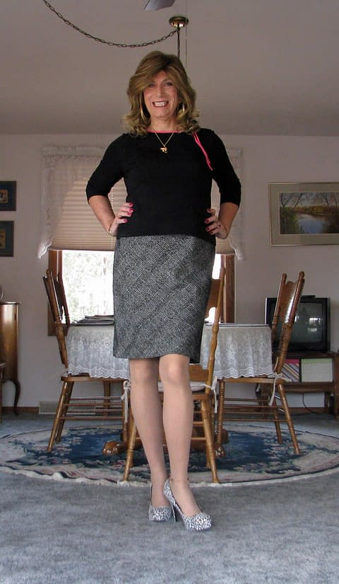Office gal