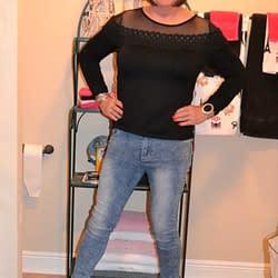 Sometimes Ya Just Gotta Wear A Strapless Bra!