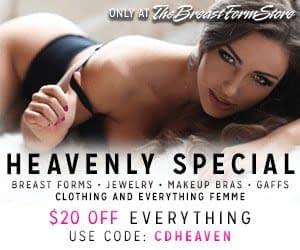 Breast Form Store- Crossdresser Heaven