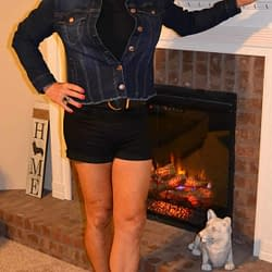 I Just Love Tapered Girl's Jean Jackets!