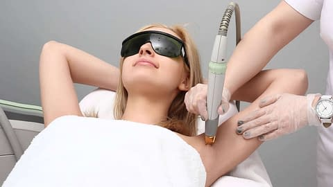 Transgender hair removal