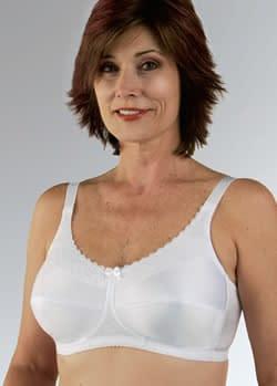 Classique Lace Trimmed Comfort Bra