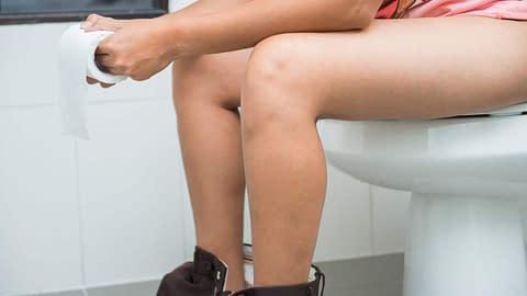 Only one transgender toilet