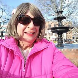 Cold Saturday On The Square