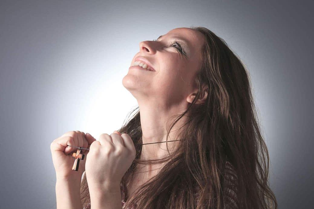 Transgender woman following God's guidance