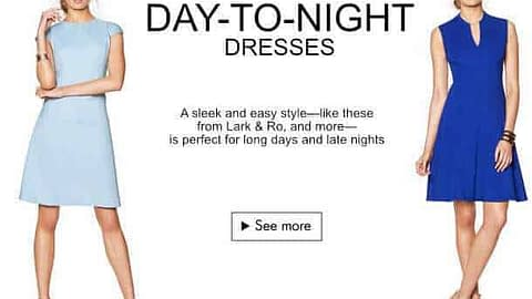 Find your perfect dress