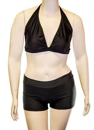 Bikini With Swim Shorts Assorted Colors
