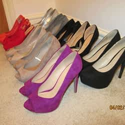 For the love of heels