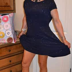 My Favorite Eight Dollar Dress!