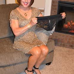 Yummy! Black Stretch Lace Panties!