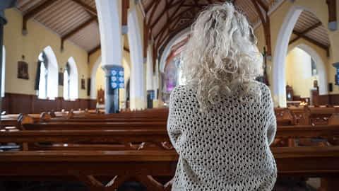 Crossdressing church