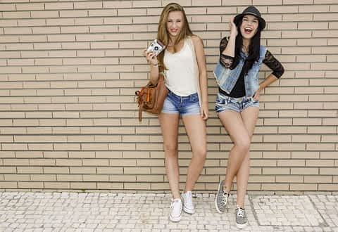 Teenage crossdressers