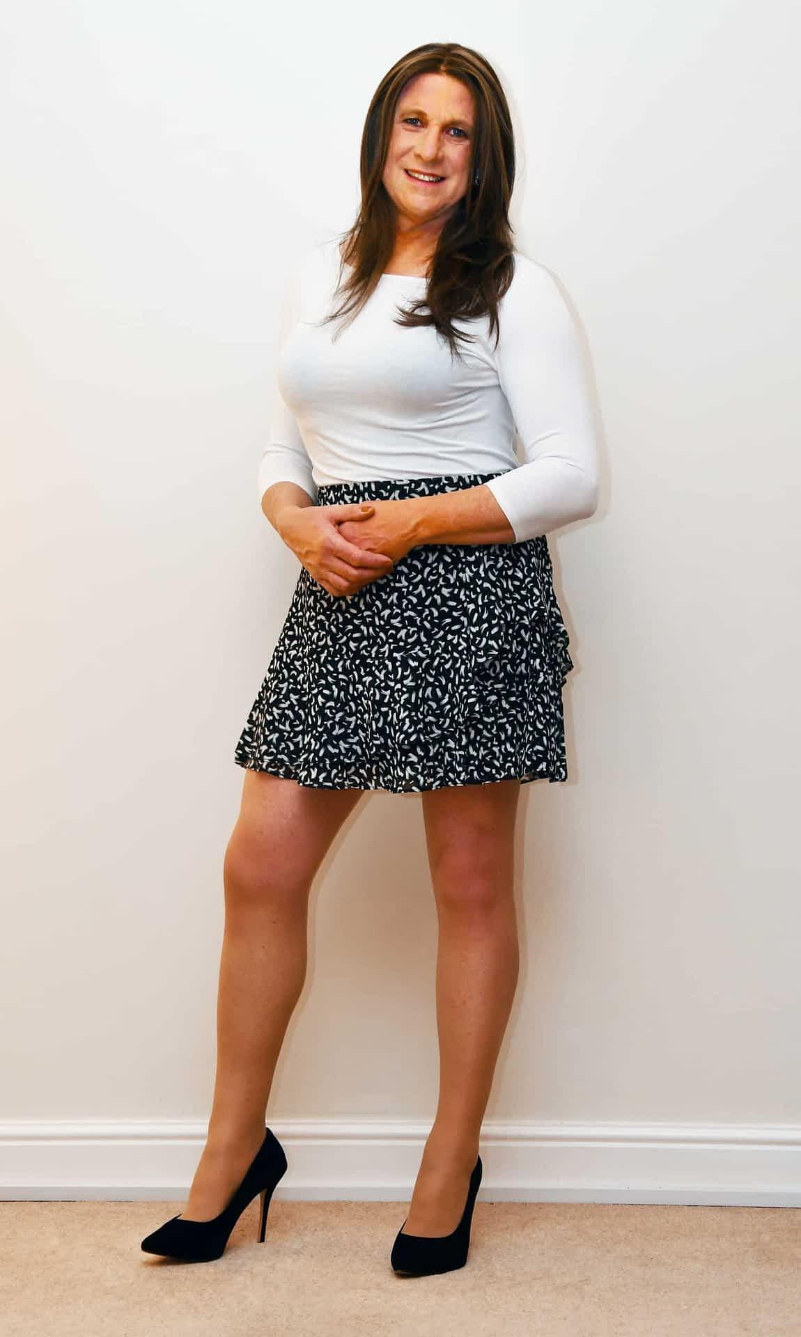 New Skirt & Top