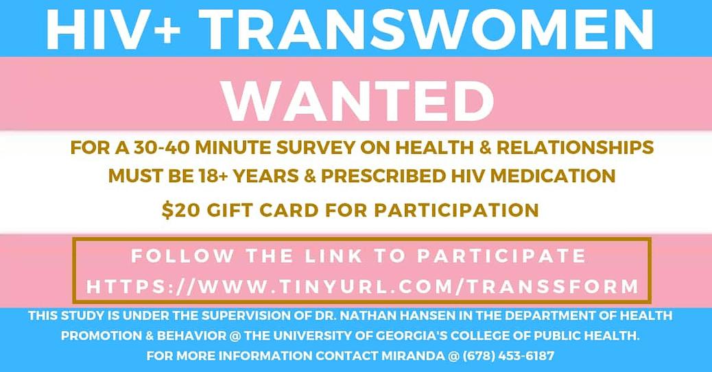 Trans Woman Scholar Program
