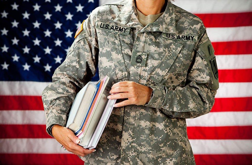 The transgender community honors our veterans