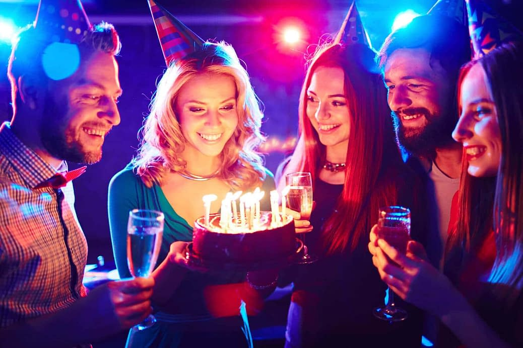 Crossdresser Heaven's birthday party
