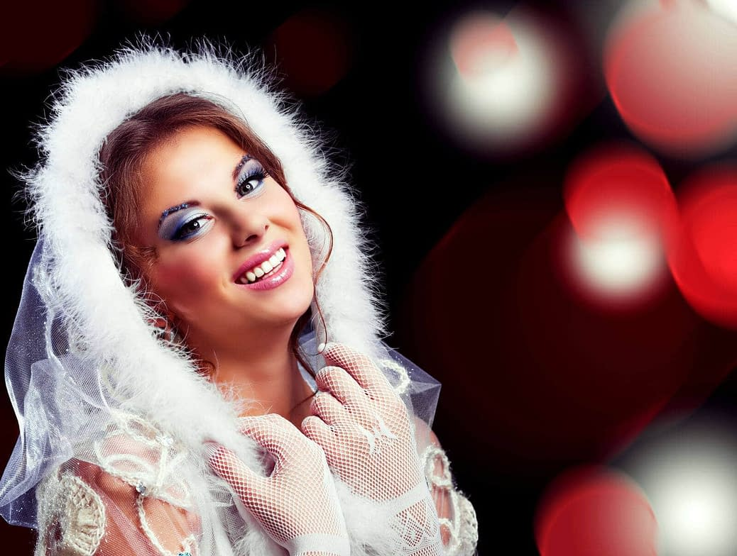 Crossdressing at Christmas