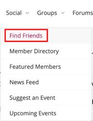 Find Crossdresser Friends