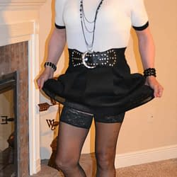 Don't Ya Just Love Hanes Silk Reflections Thigh High Hose!