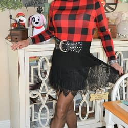 My Beaver and Dalmation Love This Outfit Too!
