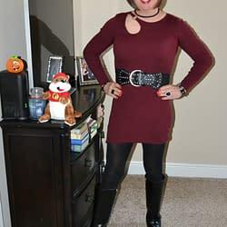 Me, My Pumpkin, and My Beaver!