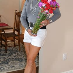 Long Sleeves With Shorts Are OK Too!