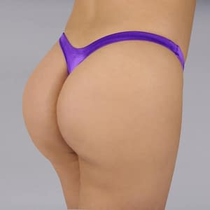 Slingshot Comfort Gaff In Purple Satin