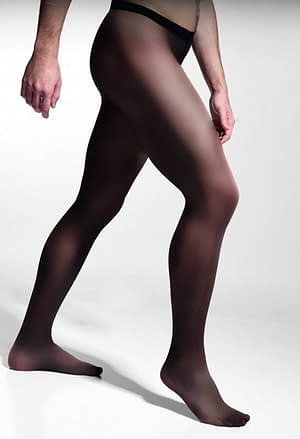 Street Sheer Pantyhose For Men