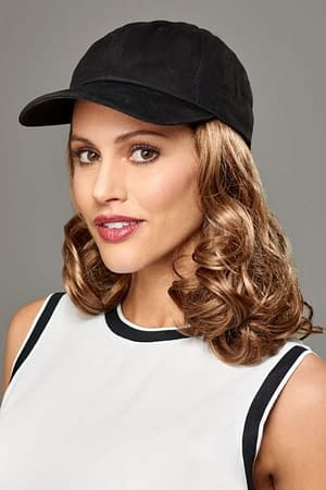 HM Hats With Hair Curly Style