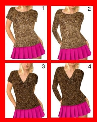 Choose Your Style Blouse