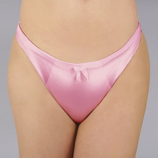 Max Smooth Gaff In Pink Satin