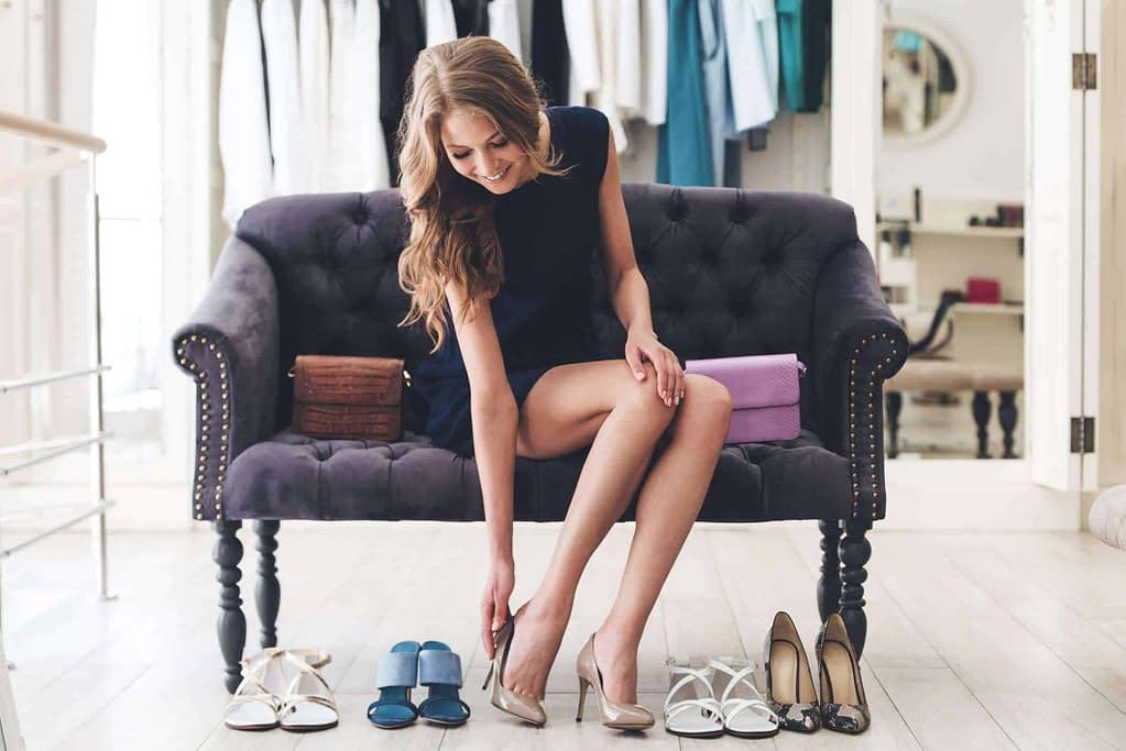 Crossdresser Shoes and High Heels