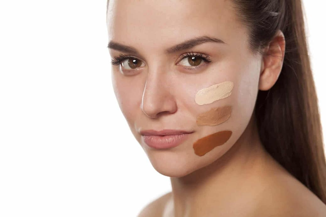 Crossdresser women find the right makeup for your skin tone