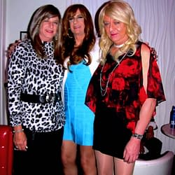 A GNO with Amanda and Rhonda