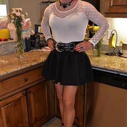 I Just Love These Poofy Skater Skirts!