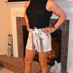 Girls, I'm Getting Hooked On Girly Shorts!