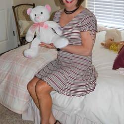 Teddy Bears Make Me Feel Like A Kid Again!