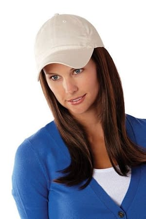 HM Hats With Hair Long Style