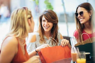 Women Out in Public