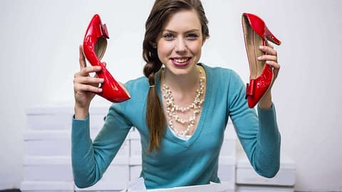 Why on earth would you want to wear high heels?