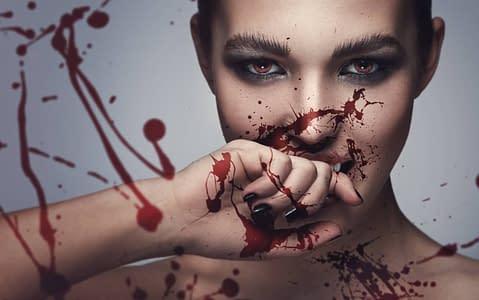Transgender vampire expectations
