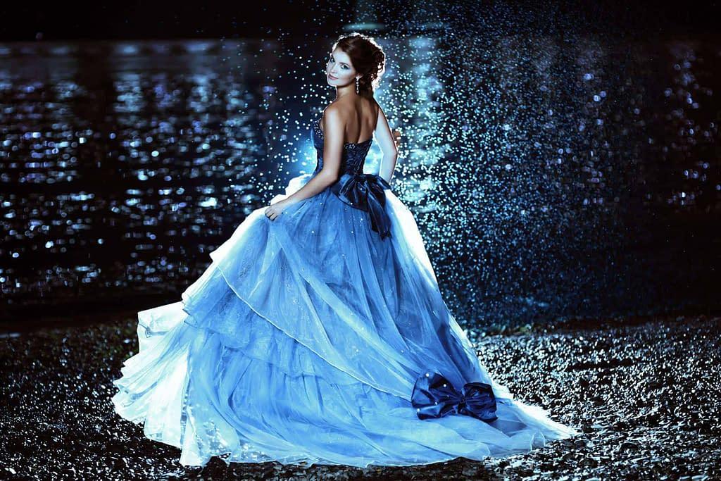 Crossdresser Prom Dress