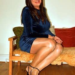Blue Party Dress