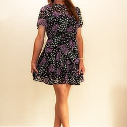 Floral Dress (my favorite)