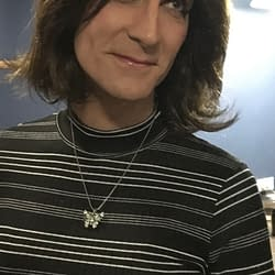 Androgynous?